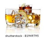 cocktails | Shutterstock . vector #81949795