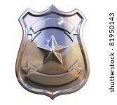 blank badge | Shutterstock . vector #81950143