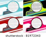 Four Vector Background For...