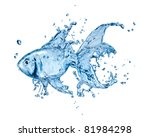 Water Goldfish