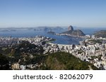 rio de janeiro | Shutterstock . vector #82062079