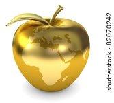Golden Apple Earth