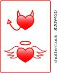 An Angelic Heart And An Evil...