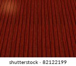 Small Colored Abstract Wooden...