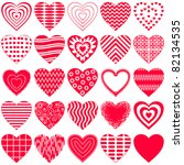 Valentine Vector Heart  Love...