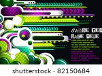 colorful design template... | Shutterstock .eps vector #82150684