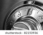 safe lock | Shutterstock . vector #82153936