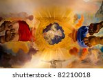 figueras   july 26  details... | Shutterstock . vector #82210018
