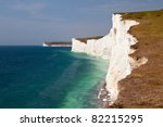 Seven Sisters White Cliffs...