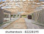 new construction. cement block... | Shutterstock . vector #82228195