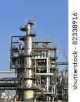oil refinery | Shutterstock . vector #82338916