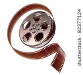 reel of film   Shutterstock . vector #82377124