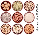 Assortment Of Nuts And Seeds I...
