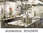 kitchen restaurant | Shutterstock . vector #82410694