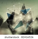 abstract vector background | Shutterstock .eps vector #82416526