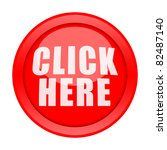 red click here button or icon... | Shutterstock . vector #82487140