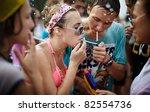 samara russia  july 24  young... | Shutterstock . vector #82554736