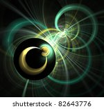 Abstract Fractal Rendering Of ...