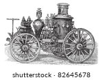 Amoskeag  Steam Powered Fire...