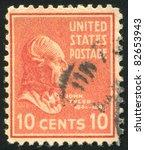 united states   circa 1937 ...   Shutterstock . vector #82653943