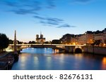 The Cathedral Of Notre Dame In...