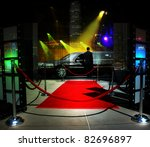 red carpet event | Shutterstock . vector #82696897