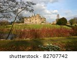 Ripley Castle In Spring  North...