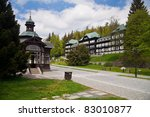 Spa Resort In Karlova Studanka