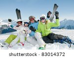 Winter  Ski  Sun And Fun  ...
