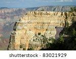 tourist viewing grand canyon...