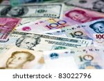 currencies of various nations . | Shutterstock . vector #83022796