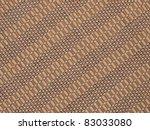 bamboo curtain texture | Shutterstock . vector #83033080