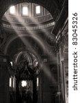 Saint Peter's Basilica Interio...