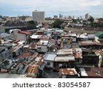 Squatter Shacks And Houses In ...