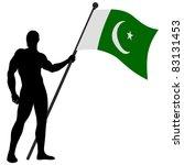 vector illustration of a flag... | Shutterstock .eps vector #83131453