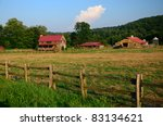 Rustic Farm Is Comlete With...