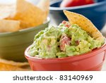 Guacamole And Chips   A Studio...