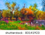 Landscape Painting Showing All...