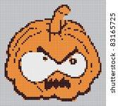 vector pumpkin | Shutterstock .eps vector #83165725