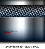 abstract background  metallic...   Shutterstock .eps vector #83175937