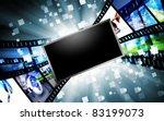image of multiple computer... | Shutterstock . vector #83199073