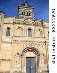 saint seurin basilica  11th.c.  ... | Shutterstock . vector #83255920