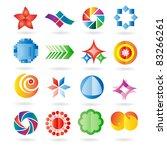 vector symbols | Shutterstock .eps vector #83266261