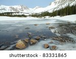 Mitchell Lake  Indian Peaks...