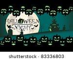 halloween fourteen   Shutterstock .eps vector #83336803