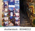 valparaiso  chile. february  8. ... | Shutterstock . vector #83348212