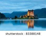 eilean donan castle  scotland.