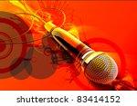 digital illustrations of 3d... | Shutterstock . vector #83414152