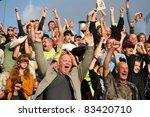 minsk  belarus   september 13 ... | Shutterstock . vector #83420710