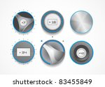 vector volume switch set